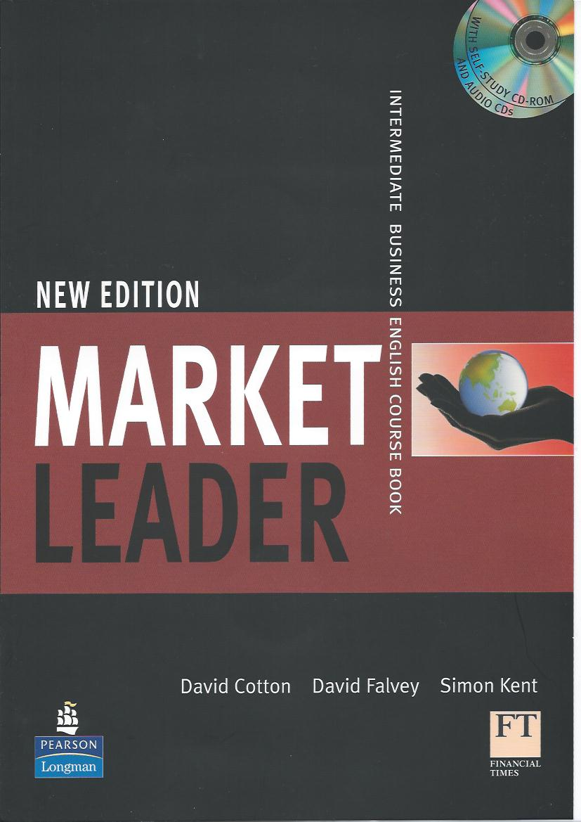 Market Leader: Pre-intermediate Coursebook: Business English